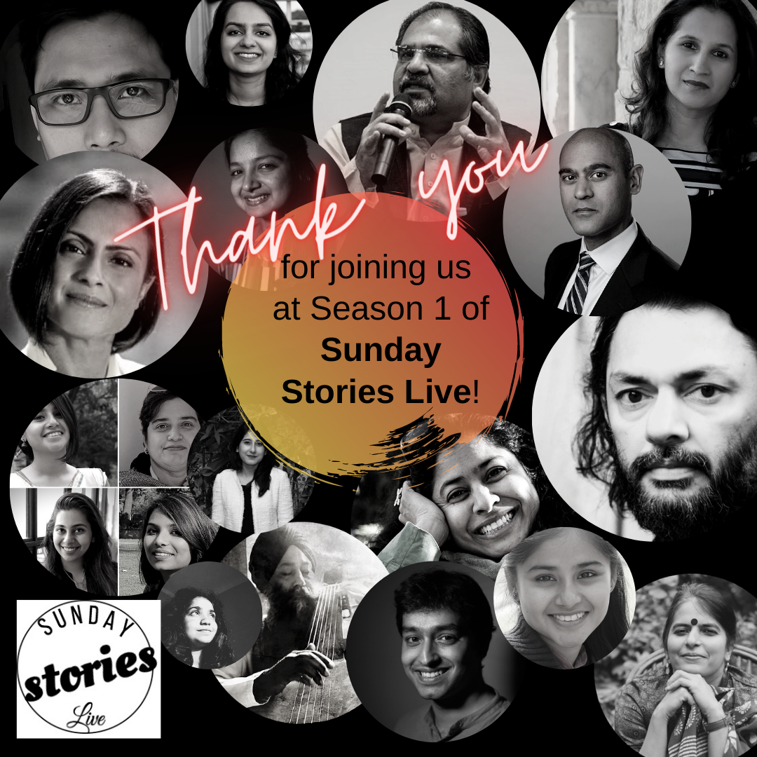 [image: Sunday Stories Live]